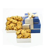 Soft & Chewy Davids (R) Chocolate Chip Cookies Deluxe Gift Tower