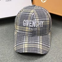 Givenchy Woman Men Sunhat Embroidery Sport Baseball Hat Cap