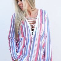 Come Sail Away Top