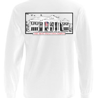 'Best Frat on Campus' Long Sleeve Tee