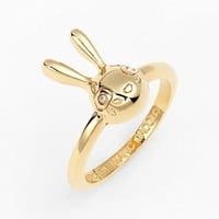 MARC BY MARC JACOBS 'Dynamite' Bunny Ring | Nordstrom