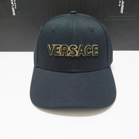 VERSACE Hot Sale Embroidery Sports Sun Hat Baseball Cap Hat