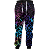 Dysfunction Galaxy Joggers