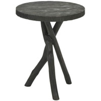 Black Tripod End Table Safavieh Furniture End Tables Accent Tables Living Room Furniture