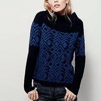 Free People Womens Free Bird Pullover