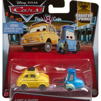 Disney  Pixar Cars Luigi & Guido Vehicle