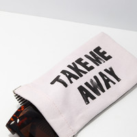 Take Me Away Sunglasses Case