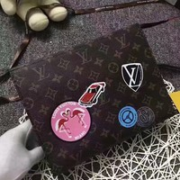 LV Louis Vuitton WOMEN'S MONOGRAM CANVAS HAND BAG