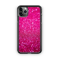 Pink Glitter iPhone 11 Pro Case