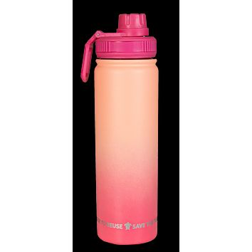 Simply Southern Preppy Sunset 22 oz Stainless Steel Water Bottle