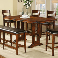 Winners Only, Inc. Counter Height Dining Table