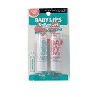 Maybelline Baby Lips Dr Rescue Medicated Balm - (2 Pack) Too Cool and Coral Crave