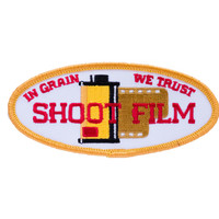 In Grain We Trust Embroidered Patch