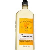 Happiness - Bergamot & Mandarin Body Wash & Foam Bath - Aromatherapy | Bath And Body Works
