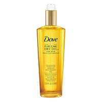 Dove Pure Care Dry Oil Nourishing Hair Treatment with African Macadamia Oil | Walgreens