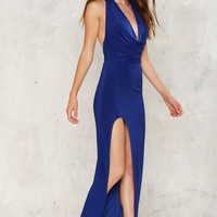 Beatrix Slit Dress