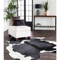 Duke 100% Hair on Hide Rug - Cow