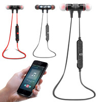 Awei A920BL Wireless sports stereo  in-ear earphones, Noise Reduction bluetooth sport headset with mic.