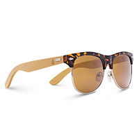 Wooden Sunglasses // Sailor 72