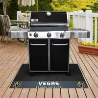 "NHL - Vegas Golden Knights Grill Mat 26""x42"""