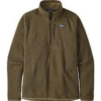 Patagonia M Better Sweater 1/4 Zip