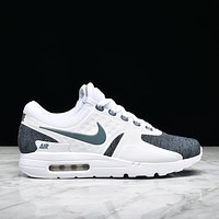 AIR MAX ZERO SE - WHITE / ARMORY BLUE