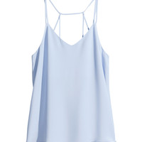 H&M - Woven Camisole Top