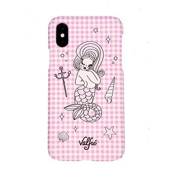 Sirenita iPhone Case