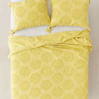 Dotty Daisy Bed Coverlet   Urban Outfitters