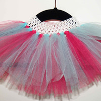 SALE Baby tutu double poof