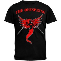 The Offspring - Rise & Fall 09 Tour Soft T-Shirt