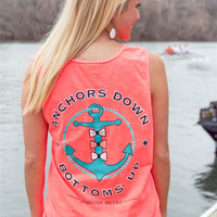 Jadelynn Brooke Anchors Down, Bottoms Up Tank