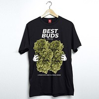 BEST BUDS CUSTOMIZABLE TEE
