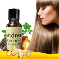 New Arrival Andrea Hair Growth Products Ginger oil Hair Growth Faster Grow Hair Ginger Shampoo Stop Hair Loss