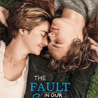 Fault in our Stars - Romance Movie Poster 22x34 RP13495 UPC882663034956