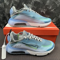 Morechoice Tuho Nike Air Max 2090 Casual Running Shoes Breathable Sneaker Ct7695-1100