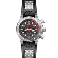 Invicta 19575 Men's Jason Taylor Chrono Red Accented Black Dial Dive Watch