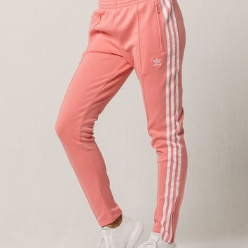 ADIDAS SST Pink Womens Track Pants