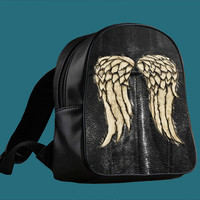 Daryl Dixon Wings for Backpack / Custom Bag / School Bag / Children Bag / Custom School Bag ***