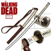 Officially Licensed Handmade Walking Dead Zombie Sword Replica PreSell LMT 2,000
