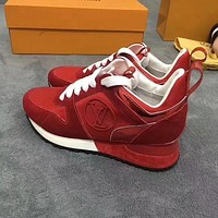Louis Vuitton Lv Run Away Sneakers Reference #10724