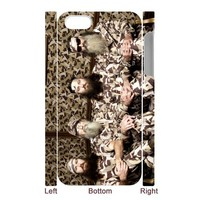 DUCK DYNASTY ROBERTSON BOYS IN CAMO 3D Iphone 5 case Iphone 4 4s case