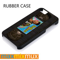 The Fresh Prince Casette iPhone 4/4S, 5/5S, 5C, 6/6 Plus Series Rubber Case