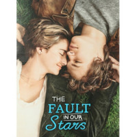 The Fault In Our Stars Romance Poster