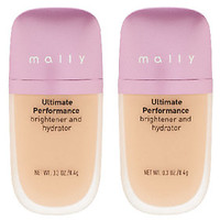 Mally Ultimate Performance Brightener & Hydrator Duo — QVC.com
