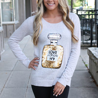 Love Potion No. 9 Sweater