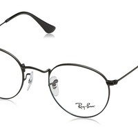 New Ray-Ban RX3447V-2503 Women's Round Eyeglasses, Clear 50mm Lenses