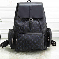 Louis Vuitton LV Hot Selling Fashion Men's and Women's Backpacks and School Bags