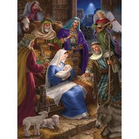 Cobble Hill Holy Night Religious Jigsaw Puzzle - Puzzle Haven