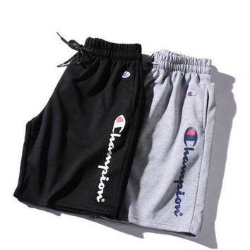 DCCK CHAMPION Sports Running Shorts